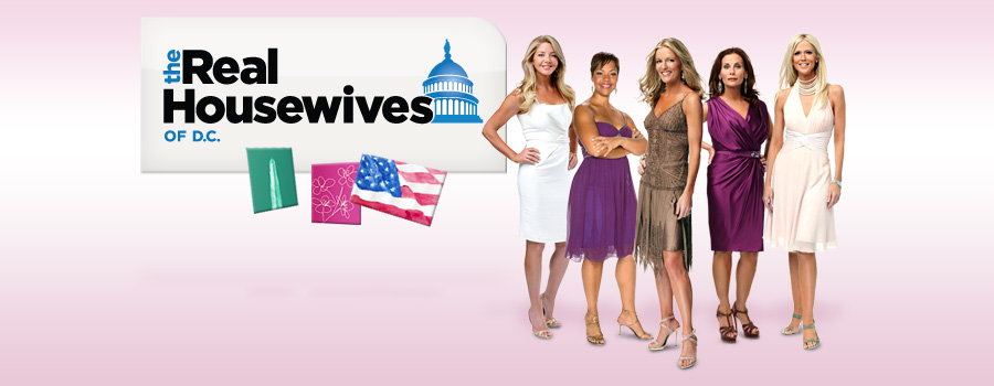the real housewives of dc | hulu