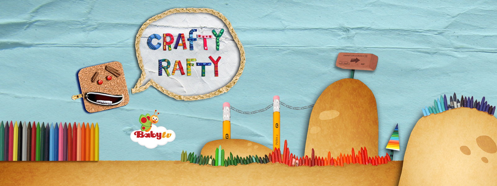 Crafty Watch Crafty Rafty Online At Hulu