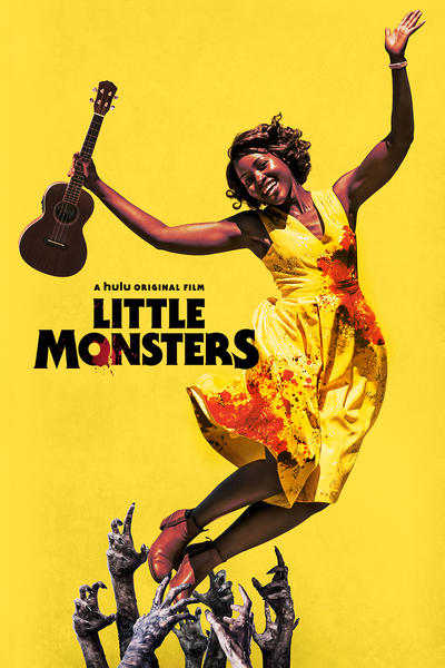 Image result for little monsters hulu
