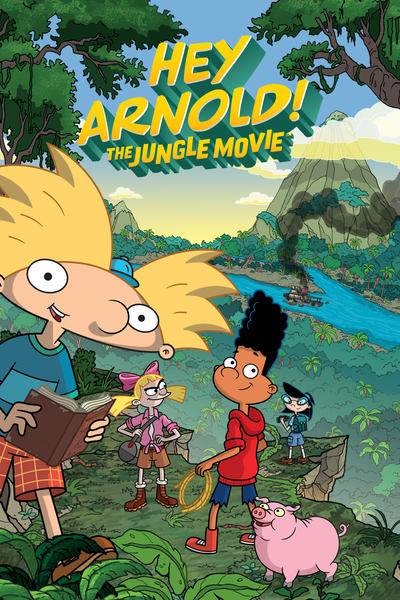 Watch Hey Arnold! The Jungle Movie Streaming Online | Hulu ...