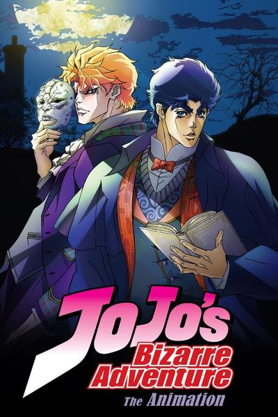 Image result for jojos bizarre adventure