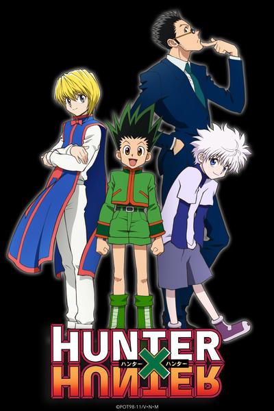 hunter x hunter online stream