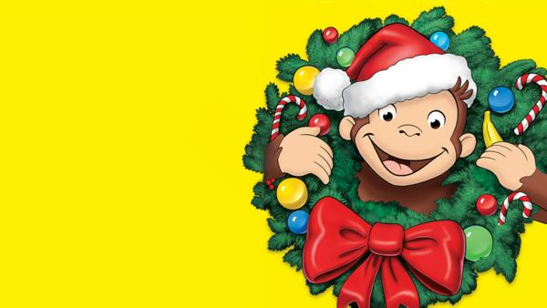 Curious George Christmas.Watch Curious George A Very Monkey Christmas Streaming