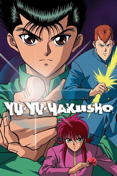 Watch Yu Yu Hakusho Streaming Online   Hulu (Free Trial)